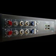 Neve 1073 micpre amp