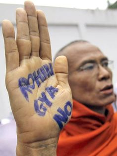 Burma's monks call for Muslim community to be shunned - Asia - World - The Independent