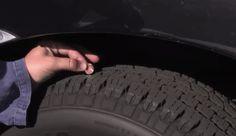 Check your tires  - PopularMechanics.com