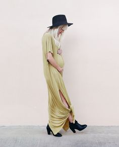 the best maternity style ... gives me hope