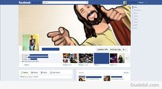 Awesome Facebook Timeline Cover  DudeLOLcom