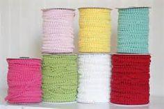 Riley Blake Mini Pom Pom Trim Choose Your Color by StitchStudioOC