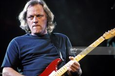 ARENA Photo of PINK FLOYD and David GILMOUR, David Gilmour (Dave Gilmour) performing live onstage on Another Lapse tour