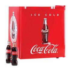 cool Coca-Cola Mini Fridge