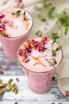 Get Your Caffeine Hit With Our Rose Cardamom Latte Recipe!