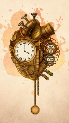 Mechanical Heart by Kurtssingh on DeviantArt