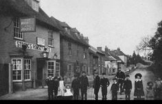 Old Romsey - The Horse and Jockey