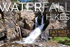Waterfall Hikes Near Denver Colorado | Day Hikes Near Denver - Explore The Best Hiking In Colorado