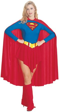 Supergirl Costume - Groups & Themes