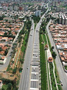 Entrada Este de la Ciudad - Barquisimeto, Venezuela
