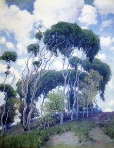 Laguna Eucalyptus (Guy Orlando Rose - circa 1917)