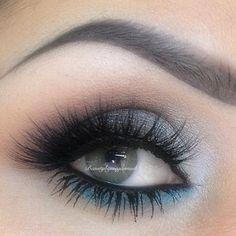 #makeup #eyes  #lashes