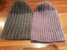 by MiaBina: Hittipipo - The Crocheted Beanie