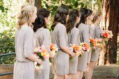 Photography: Meg Sexton - megsexton.com  Read More: http://www.stylemepretty.com/california-weddings/2014/03/31/outdoor-garden-wedding-at-piedmont-community-hall/