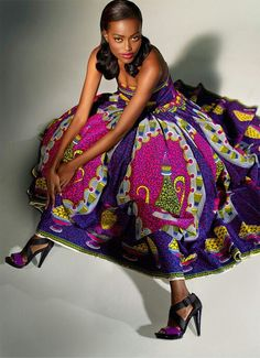 Latest latest african fashion look . African Inspired Fashion, African Print Fashion, Africa Fashion, Ethnic Fashion, Fashion Prints, African Prints, African Attire, African Wear, African Women