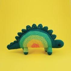 Horace The Stegosaurus
