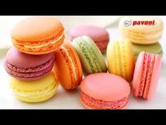 Pavoni Macaron Mix - YouTube