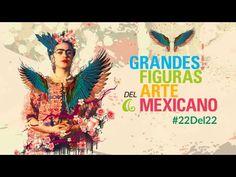 Frida Kahlo, entre el dolor y el placer. Grandes Figuras del Arte Mexicano