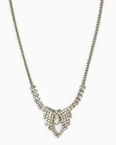 charming charlie Kaleidoscope Sparkle Necklace UPC 410006614147