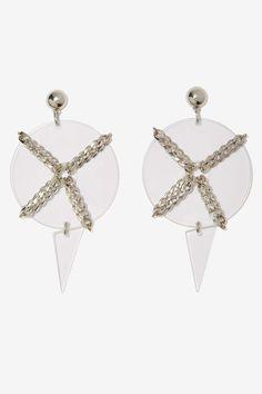 Renegade Chain Earrings