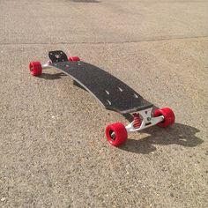 Trampa Street Carver Longboard