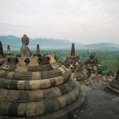 'Borobudur' on Picfair.com