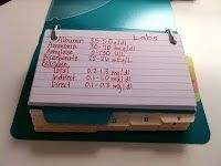 "how to create your ""brain book""---I'm not in nursing school but I love this idea for other things."