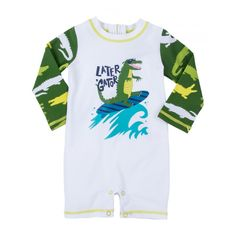 Gator baby rash guard - Call to Order! 615-465-2166