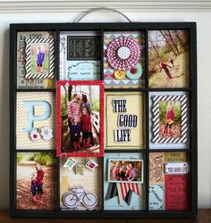 Amy Peterman using The Good Life for Fancy Pants Designs