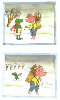 * Praatplaten: Kikker in de kou! 4-9