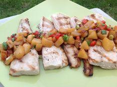 Mahi Mahi With A Pear And Jalapeno Chutney Recipe - Genius Kitchen