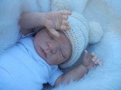 """Reborn Baby Boy """"Brayden"""". $199.00, via Etsy."""