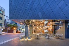 Communique headquarters café by DaeWha Kang Design, Seoul – Korea » Retail Design Blog