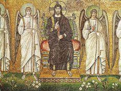 Appolinaire di Nuovo, Ravenna | ... King. Basilica di Sant'Apollinare Nuovo. Ravenna (Italy). 6th century Built by Theodoric