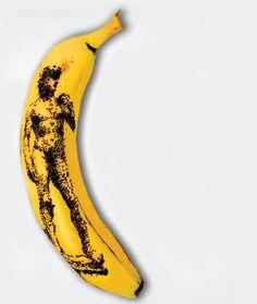 Learn how to tattoo a banana.