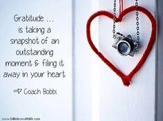 Gratitude quote via www.fallinlovewithlife.com