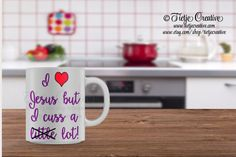 This is a 11 oz coffee mug that expresses the perfect sentiment.   Item is not vinyl the inks are baked into the mug.   IName can be added to the back if requested .  It is dishwasher safe but we suggest hand washing..   Custom designs are also available. Color of wording can be changed! | Shop this product here: spreesy.com/tietjecreative/89 | Shop all of our products at http://spreesy.com/tietjecreative    | Pinterest selling powered by Spreesy.com