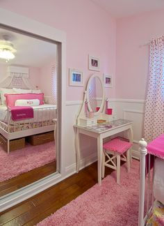 Beds For 10 Year Olds bedrooms for 10 year olds |  this cool mint and pink room for a