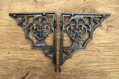 Professional Sale Set Of 4 Large Victorian Cast Iron Greenhouse Roof Brackets For Fast Shipping Antiques Other Architectural Antiques