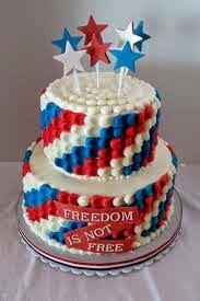 memorial day cake designs