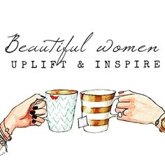 Beautiful women uplift & inspire | Let's chat the sweet life.
