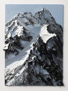 Conrad Jon Godly Nature Paintings – Fubiz Media