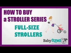 Baby Gizmo How to Buy a Stroller Series - Full-Size Strollers - WATCH VIDEO HERE -> http://babystrollerphilippines.com/baby-gizmo-how-to-buy-a-stroller-series-full-size-strollers/   How to Buy a Stroller Series with Baby Gizmo. Hollie Schultz of Baby Gizmo shares tips on how to buy a full-size stroller. Video credit to the YouTube channel owner   Baby Stroller Philippines