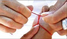 Знаете о красной нитке на запястье? Вот зачем она нужна! |