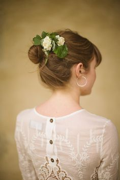 Wild Flowers In Her Hair ~ A Relaxed, Rustic and Intimate Wedding in the South of France   Love My Dress® UK Wedding Blog