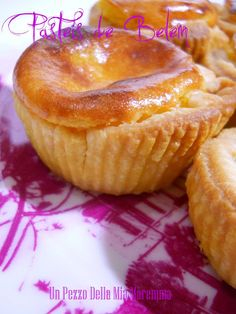 cucina portoghese pastis de belem