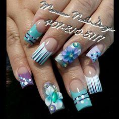 Nice Nail Art, Nice, Beauty, Nail Arts, Nice France, Beauty Illustration, Nail Art Designs