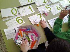 El dominó matemático: una actividad para introducir a los peques en el mundo de la suma
