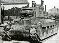 Matilda Mk.II infantry tank