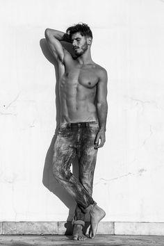 Lucas Bernardini at Ford Models Brazil by Jeff Segenreich - March 2015